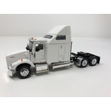 Tonkin Replicas Tractor Kenworth T800 Sleeper Blanco