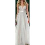 Vestido De Novia Romantic Encaje Vs Modelos Entrega Inmediat