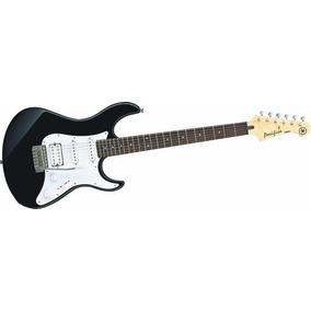 Guitarra Electrica Yamaha Pacifica Pac012 Bl Negra / Blanca