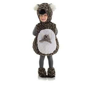 Disfraz Para Niña Disfraces Underwraps Del Traje De Koala D