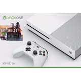 Consola Xbox One S 500gb Battlefield 1
