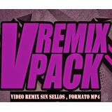 Pack De Video Remix Musica Para Dj Totalmente Limpios