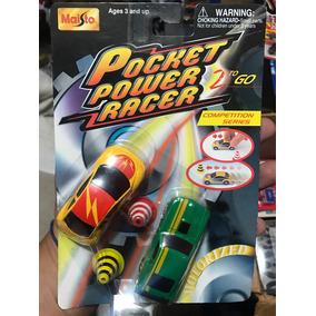 Maisto Pocket Power Racer 2 Go Mustang - Beetle