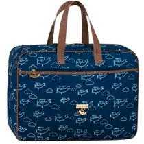 Mala Maternidade Mia Avião Estampa Master Bag