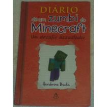 Livro: Diário De Um Zumbi Do Minecraft 1