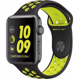 Apple Watch Nike +, Series 2, 42mm, Caja Sellada, Factura A.