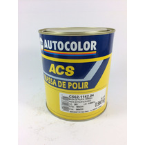 Massa De Polir Coral Acs Nr 2 900ml - Autocolor