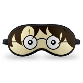 Máscara De Dormir Em Neoprene Bruxinho Harry Potter
