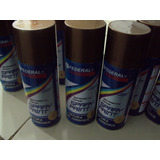 Spray Federal Blanco Mate Y Gris Brillante Secamento Rapido