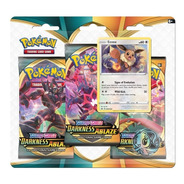 Pokemon Espada Y Escudo Oscuridad Incandescente Blister Pack