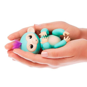 Finger Monkey Macaquinho Dedo Fingerlings Sensor