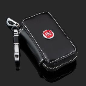 Chaveiro Fiat Couro Porta Chaves Qd - Top - Lançamento !!!