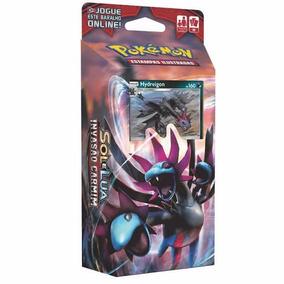 Pokémon Deck Sol E Lua 4 Hydreigon - Em Português