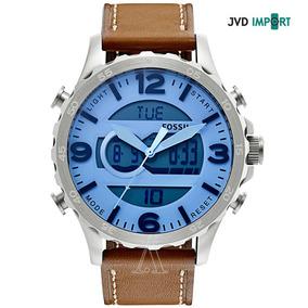 Reloj Fossil Cronógrafo Jr1492 - 100% Nuevo Y Original