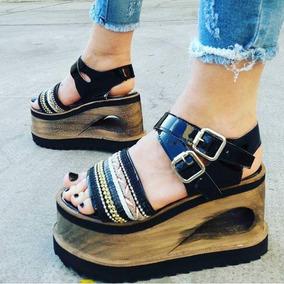 Zapatos De Cuero Fridita Mia