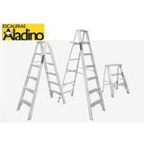 Escalera Aluminio 6 Tramos Aladino