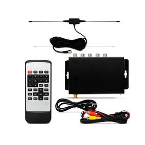 Receptor Tv Digital Conversor Automotivo Veicular Carro V144
