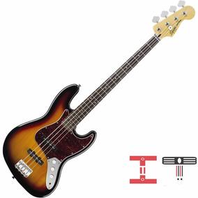 Baixo Fender Squier Vintage Modified Jazz Sunburst Izac Tech