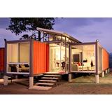 Projeto Manual Construçao Casa Container + Videos Informativ