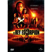 Dvd Rey Escorpion ( The Scorpion King ) 2002 - Chuck Russell