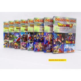Dvd Box Dragon Ball Z Todas As Temporadas 806 Episódios