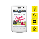 Smartphone Optimus L1 Ii Dual Chip 3g E415 Lg Recertificado