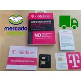 Nano T-mobile 3 In 1 Sim Starter Kit Libera Tu Iphone X Imei