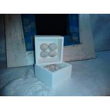 Arte Moderno Decorativo Caja 4 Caracoles Mar