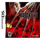 Juego Nintendo Ds Resident Evil Deadly Silence Nintendo