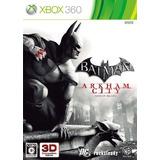Batman Arkham City Importación Japonesa
