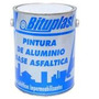 Pintura Aluminio Asfaltica Galon Bituplast Mayor