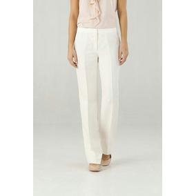 Pantalon De Vestir Dama Pantalon De Lino