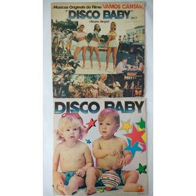 2 Lps Disco Baby Vinil Melindrosas Trilha Filme Frete Grátis