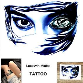 Tatuagem Grande Temporária Vários Desenhos!
