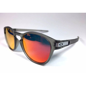 Oakley - Lente De Sol (mod. Latch/red Ion) (10% Dcto)