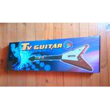 Guitarra Guitar Hero Conexión Directa A Tv
