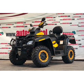 Cuatrimoto Can Am 800 Outlander 4x4 2012 Winch Polaris