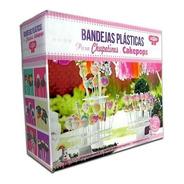 Bandejas / Pies / Bases Posa Chupetines Y Cakepos Parpen
