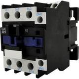 Contator Cjx2 9a 220v 3pçs + 1rele Falta Fase+1 Rele Termico