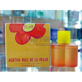 Perfume Flor Agatha Ruiz De La Prada 100ml Original En Tiend
