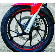 Kit Adesivo Refletivo Honda Nova Cb Twister + Frete Grátis