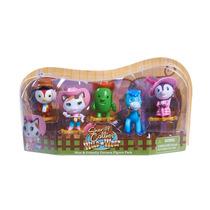 Set Figuras Juguete Disney Sheriff Callie Personajes X 5