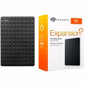 Hd Externo 1tb Seagate Expansion 1000gb Portátil