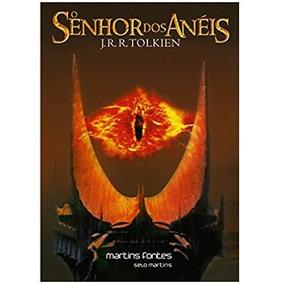 Livro O Senhor Dos Anéis Trilogia - Volume Único