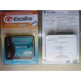 Protector De Voltaje Exceline 220 V Refrigeradores Y A/a