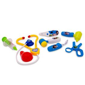 Maleta De Acessórios Médicos Com Luzes - Disney - Toy Stor