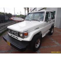 Toyota Macho Land Cruiser Mt 4500cc 4x4