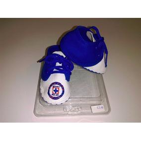 Zapatitos Para Bebe Del Club Cruz Azul (envió Gratis)