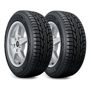 Kit X2 Firestone 215 65 R17 91s Winterforce 2 Nieve