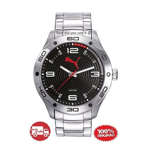Reloj Puma Acero Original Envió Gratis Meses S/int Oferta